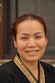 Somwang Khachenniam - my Thai Massage teacher since 2011
